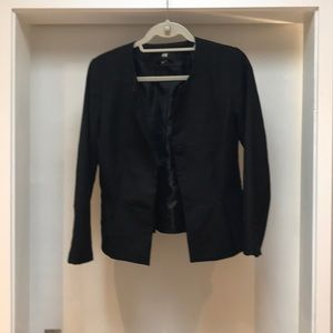 Black Blazer from H&M (6)